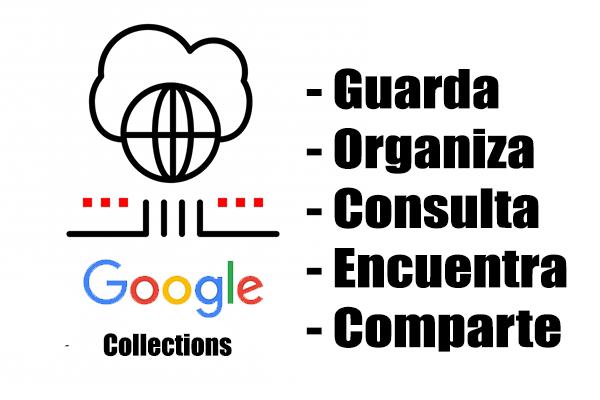 ¿Qué son las Colecciones de Google y cómo funcionan?